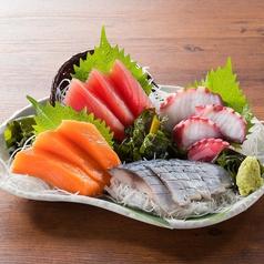 料理メニュー写真■お刺身5点盛り合わせ