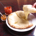 料理メニュー写真チーズナン