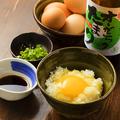 料理メニュー写真中道さんの卵かけご飯