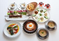 トルコ料理 ゲリック 表参道のコース写真