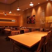 【中型宴会~大型宴会】テーブル席なので席の配置も融通が利きます!お好きな席配置で広々とお楽しみ頂けます。