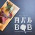 肉バルBOBのロゴ