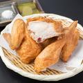 料理メニュー写真築地「鳥藤」の丸鶏の素揚げ