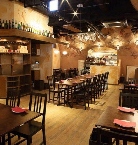 シカゴピザとチーズフォンデュ食べ放題 名古屋チーズキッチン 名駅店|店舗イメージ12
