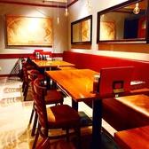 CAFEDINING&STEAK GOD TENDER カフェダイニングアンドステーキ ガッテンダー 高畑店の雰囲気3