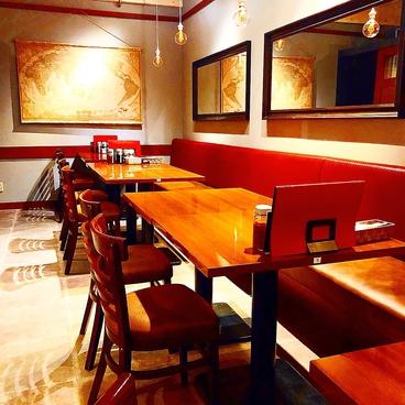 CAFEDINING&STEAK GOD TENDER カフェダイニングアンドステーキ ガッテンダー 高畑店の雰囲気1