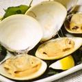 料理メニュー写真焼き蛤 3個