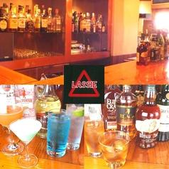 shot bar LASSIE ショットバー ラッシー