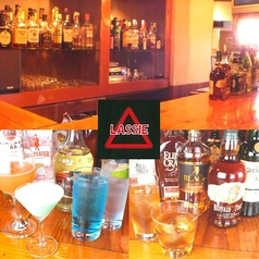 shot bar LASSIE ショットバー ラッシーの写真