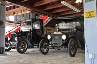 100年以上前のクラシックカー!