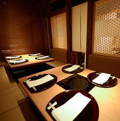 宴会用個室、最大16名様までのご利用ができます