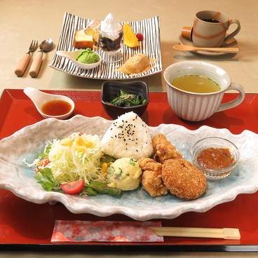 町家カフェ 燦々 さんさんのおすすめ料理1