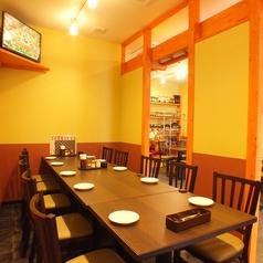 HIRAMOTI ヒラモティ アジアン ダイニング カフェの雰囲気1