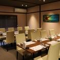 【6/1宴会コース専用別館OPEN!!】40名様迄のパーティールーム!