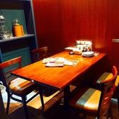 CAFEDINING&STEAK GOD TENDER カフェダイニングアンドステーキ ガッテンダー 高畑店の雰囲気2