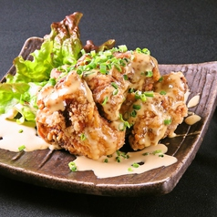 鶏唐マヨポン