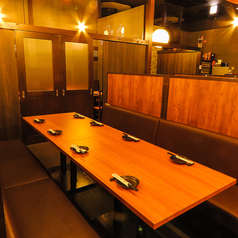 和×中×韓料理 三国団 さんごくだんの雰囲気1