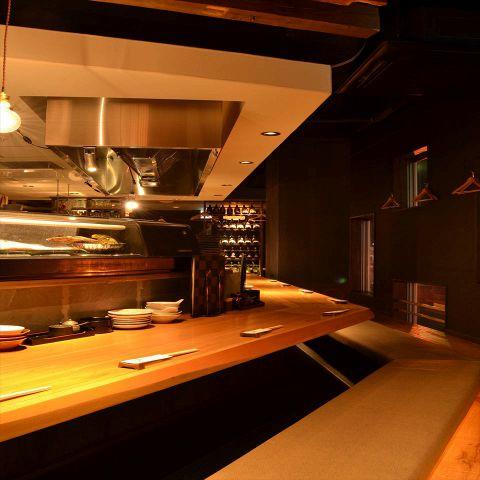 日本酒と天ぷらの店 天と鮮なごやみせ|店舗イメージ4