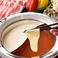 料理メニュー写真プラス¥200(税抜)でお好みの出汁を追加で1種類お選びいただけます。
