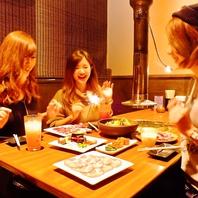 【新年会、歓送迎会◎】充実の宴会コース