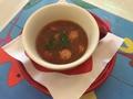 料理メニュー写真Minestrone ミネストローネ