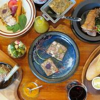 ボンボリの魅力はなんといっても美しい料理と美味しい味