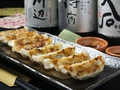 料理メニュー写真餃子 (8個)