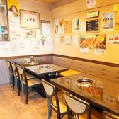 焼肉レストラン カルネ 小作の雰囲気3