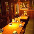 九州うまかもんと焼酎 みこと 浦安店の雰囲気1