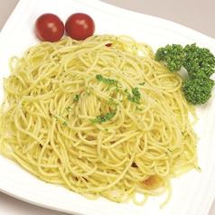 料理メニュー写真ペペロンチーノパスタ
