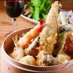天ぷら海鮮 神福のおすすめ料理1