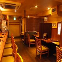 アットホームな空間の創作居酒屋◆