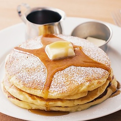 【アメリカンクラシックパンケーキ】ニューヨーク バターミルクパンケーキ