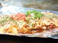 料理メニュー写真大阪の味・とん平焼き