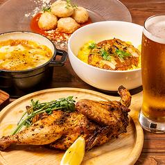 ビアガーデン クラフトビール 貴 新宿店のおすすめ料理1
