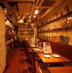 スパイラルキッチン 渋谷のおすすめポイント1