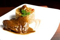 素材にこだわったペルー料理