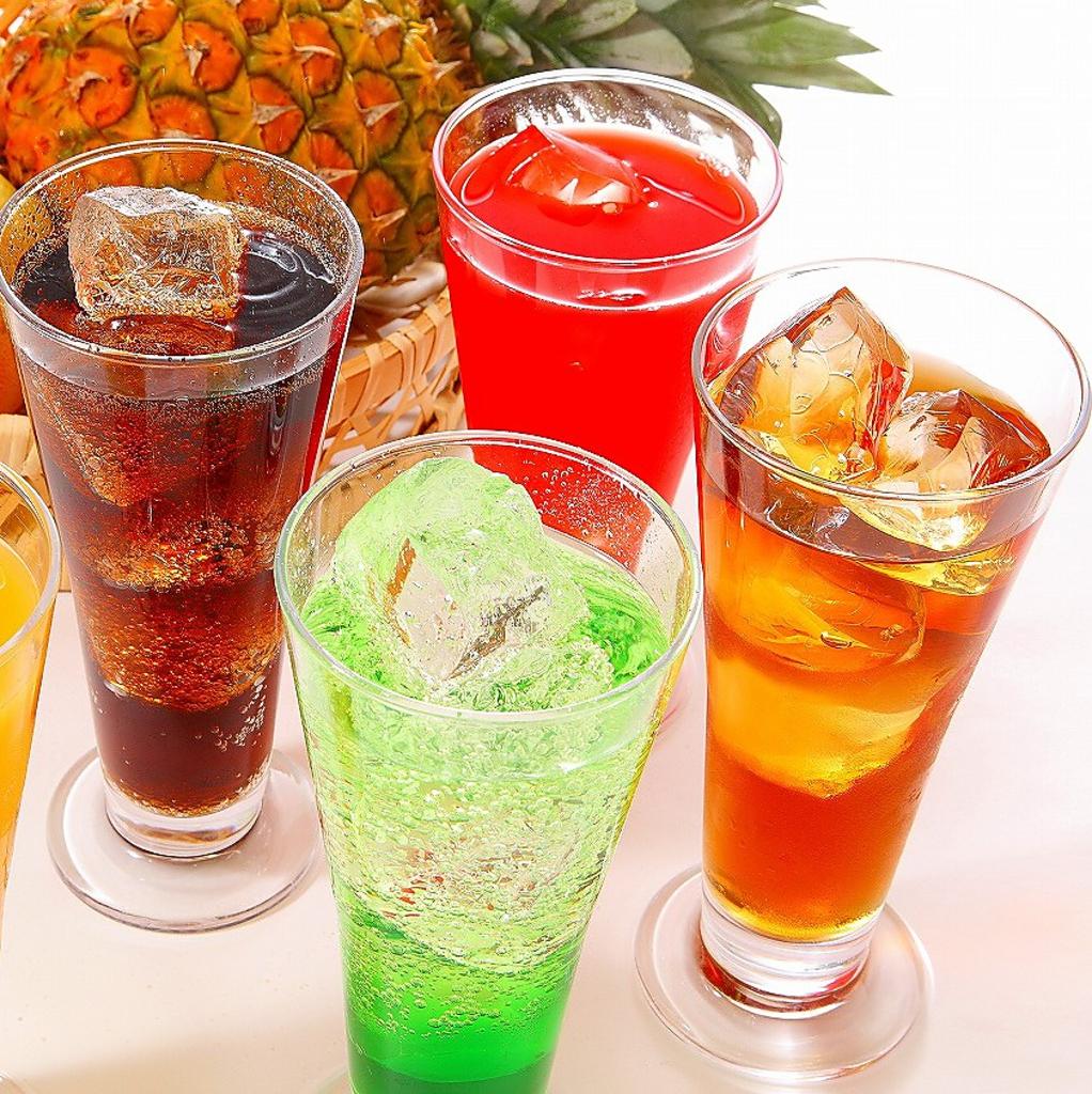 生ビール付きの飲み放題も実施中♪ノンアルコールカクテルも充実しております!