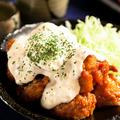 料理メニュー写真地鶏チキン南蛮