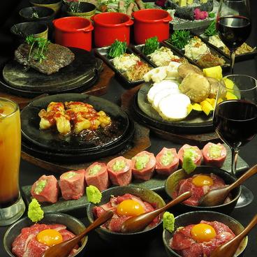 肉ダイニング RAKUGAKI らくがきのおすすめ料理1