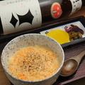 料理メニュー写真おでん出汁のチーズ雑炊