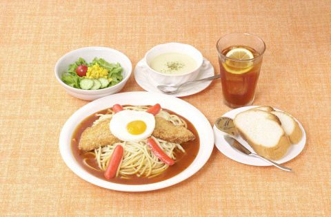 【名古屋駅地下街直結】名古屋名物あんかけスパゲティが人気★名古屋といえばココ★