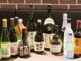 北海道のお酒も多数♪