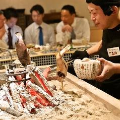 原始焼 金澤 とととのおすすめ料理1