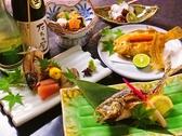 季節料理 くろ川 福井のグルメ