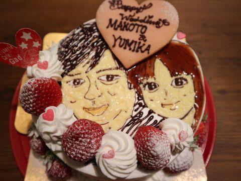 バースデーケーキや絶品シェアバーガーでお祝いを!お誕生日パーティープラン3000円♪