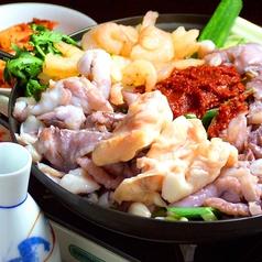 韓国料理 オモニ 浜松のコース写真