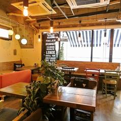 リゾットカフェ 東京基地 渋谷の特集写真