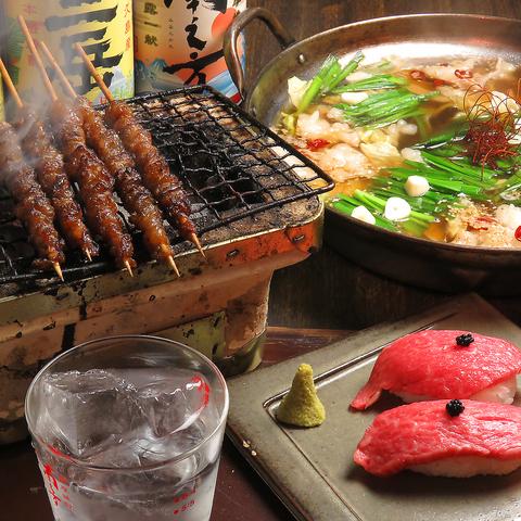 串焼肉 盛愛