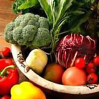 旬の野菜をフェスタ流にアレンジ